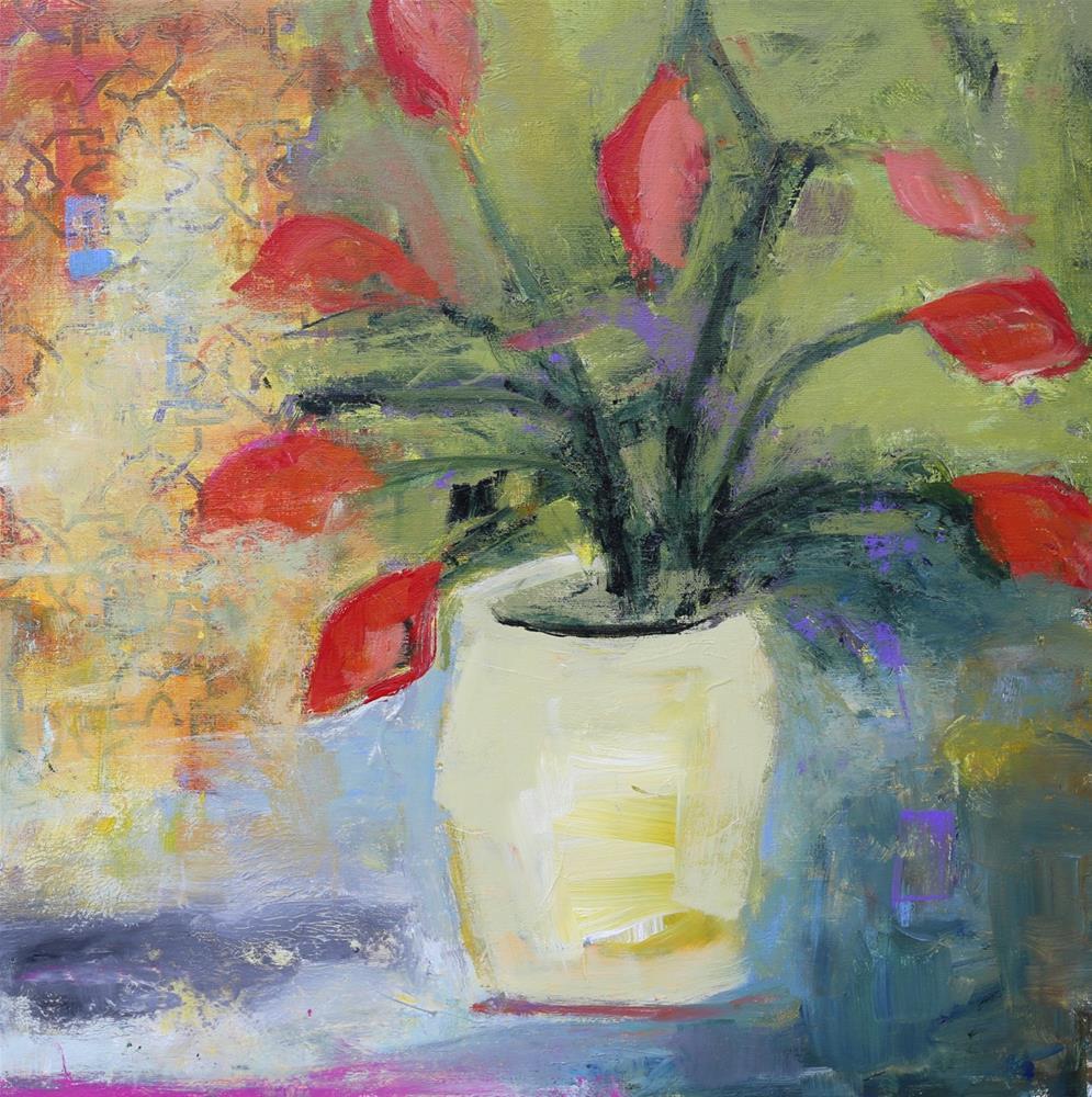 """Octave"" original fine art by Elizabeth Chapman"