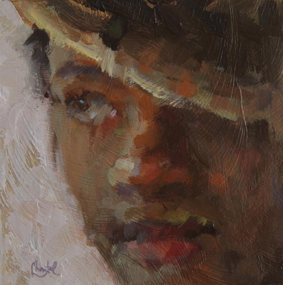 """Persevere"" original fine art by Chantel Barber"