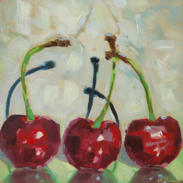"""PLAIN JANES"" original fine art by Mb Warner"