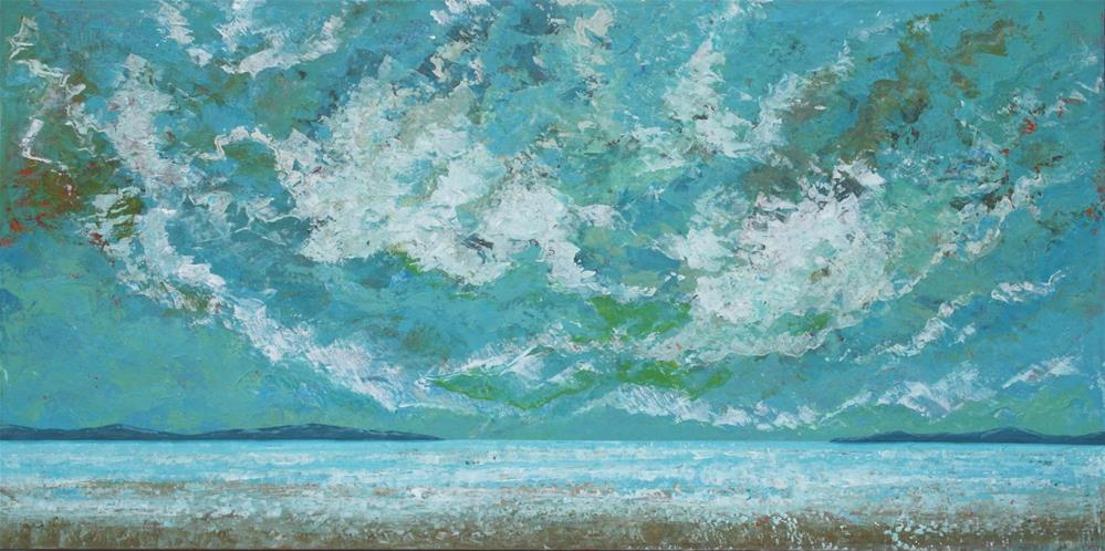"""After the Storm"" original fine art by Sage Mountain"