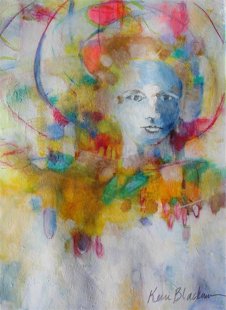 """Brand New Day "" original fine art by Kerri Blackman"