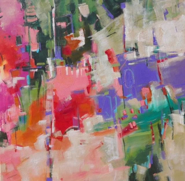 """""""Alpa"""" original fine art by Elizabeth Chapman"""