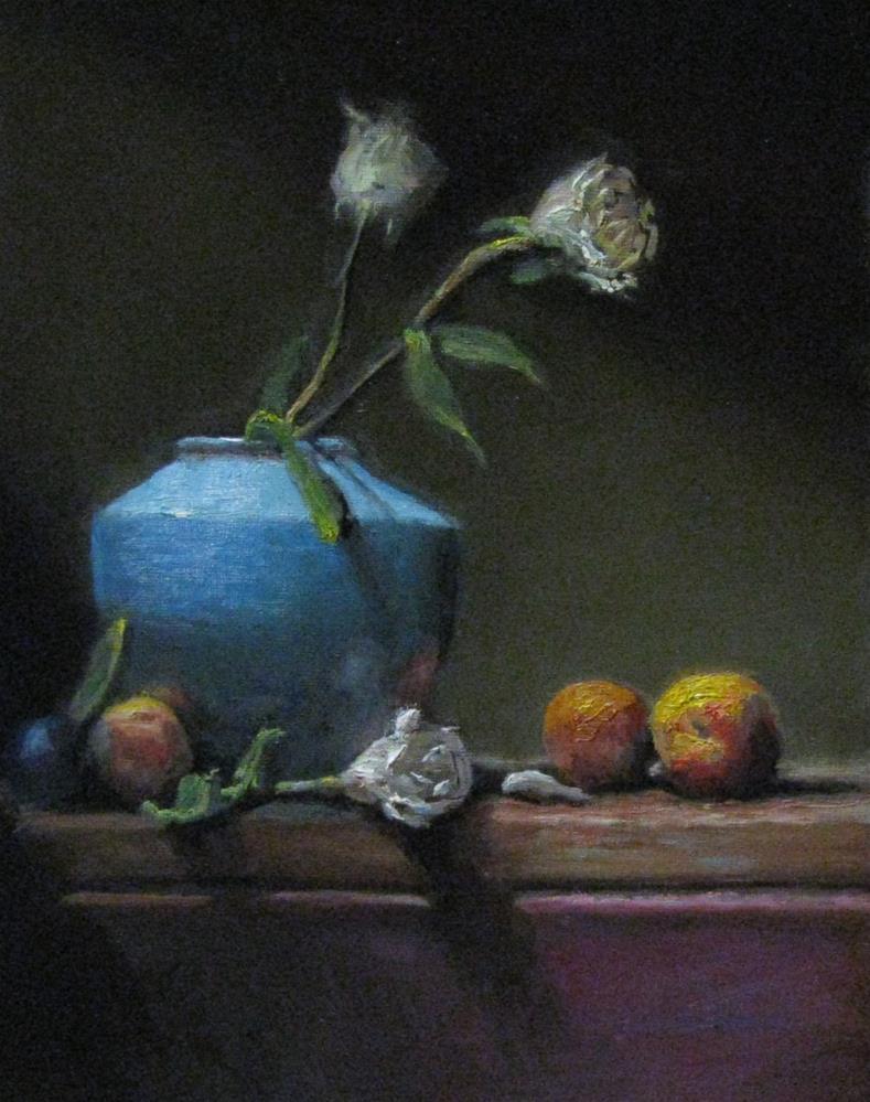 """""""Light upon form """" original fine art by tom dawson"""