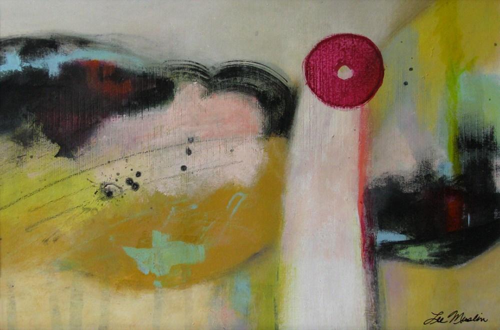 """""""Guardian"""" original fine art by Lee Muslin"""