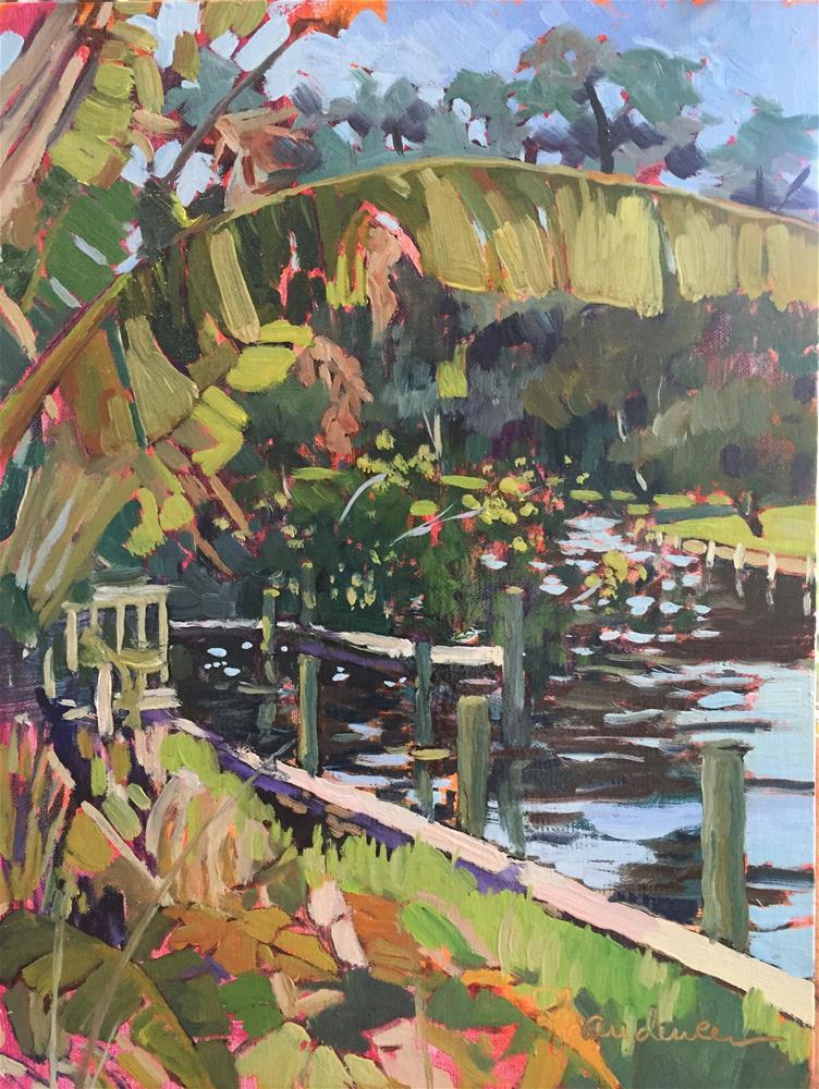 """North Shore"" original fine art by Carol Baehren Landeweer"