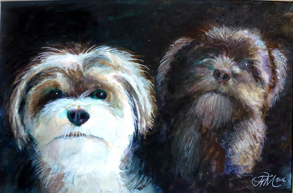 """Untitled"" original fine art by John Monney"