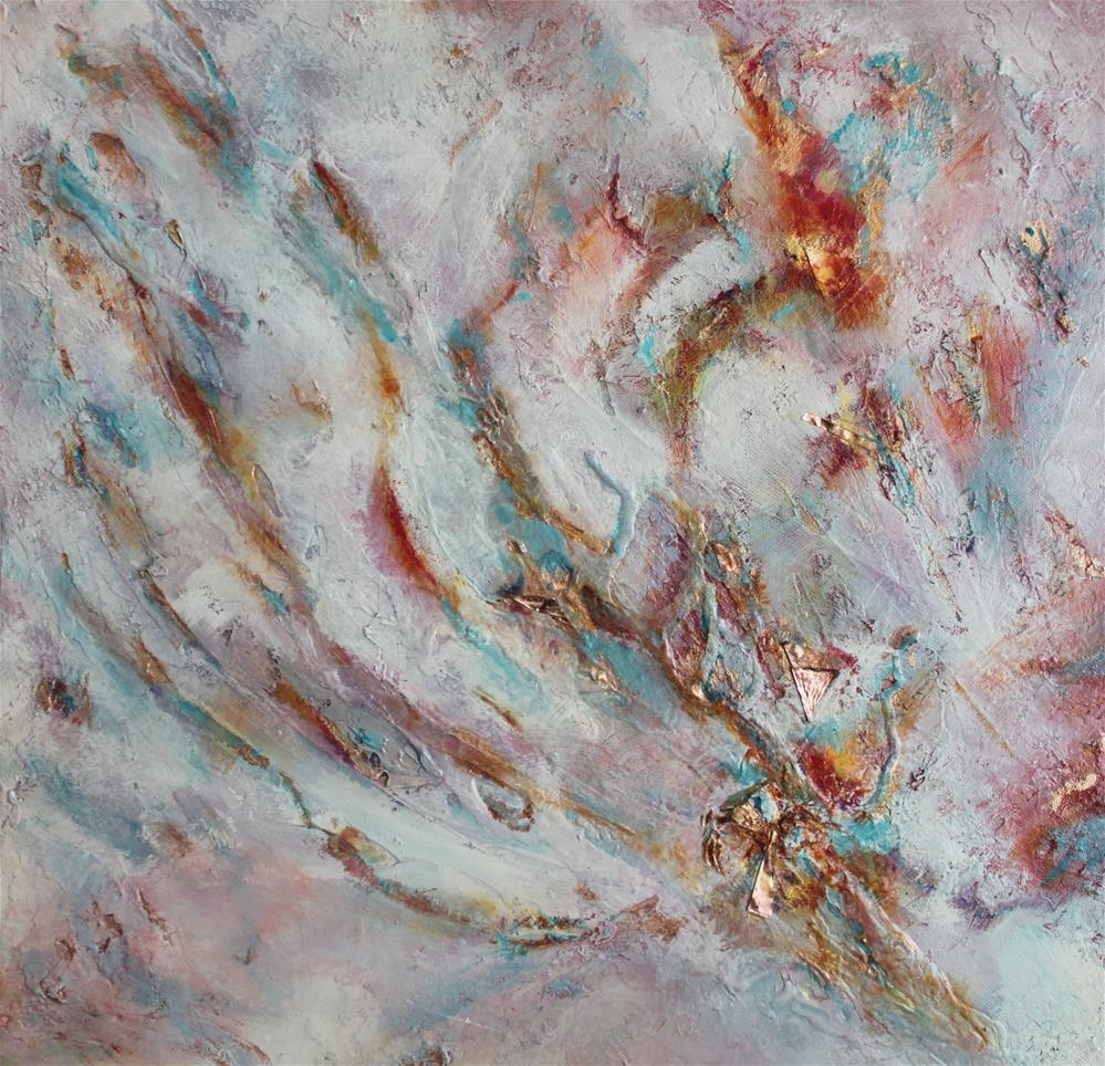 """Dreamscape"" original fine art by Christiane Kingsley"