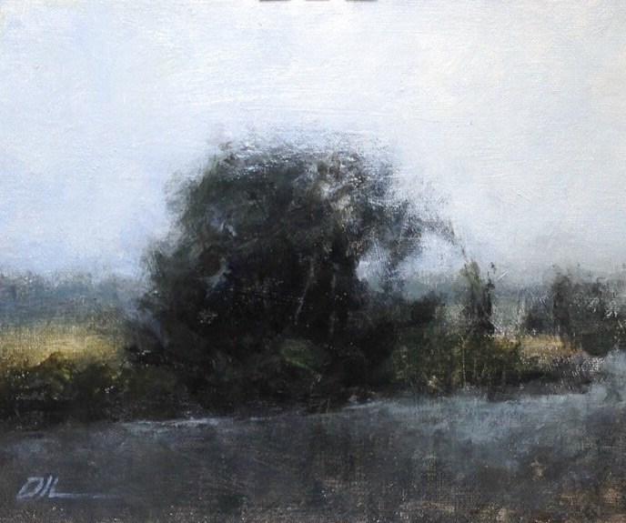 """Wet road"" original fine art by Dj Laurienzo"