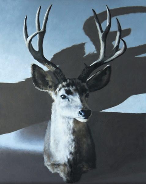 """""""Duke's"""" original fine art by Sarah Becktel"""