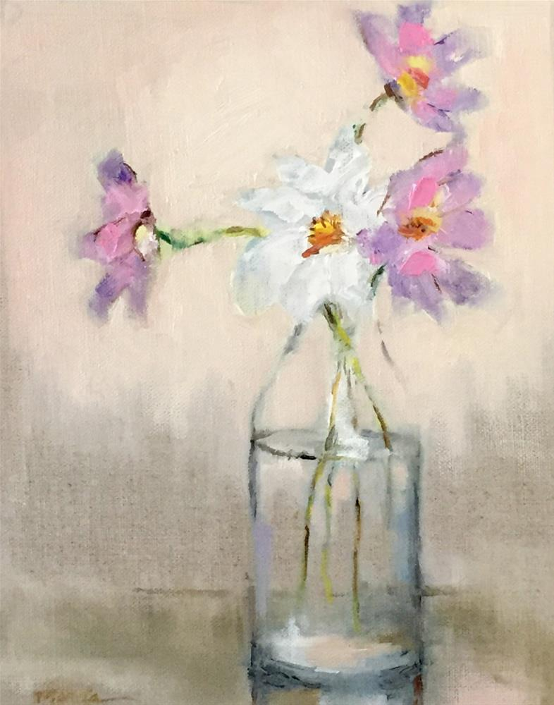 """Simple and Elegant"" original fine art by Marcia Hodges"