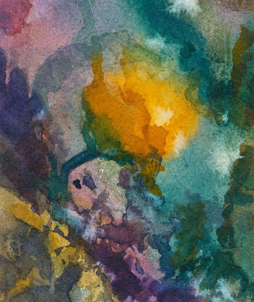 """""""Sunflower over Snake River"""" original fine art by Mark Allison"""