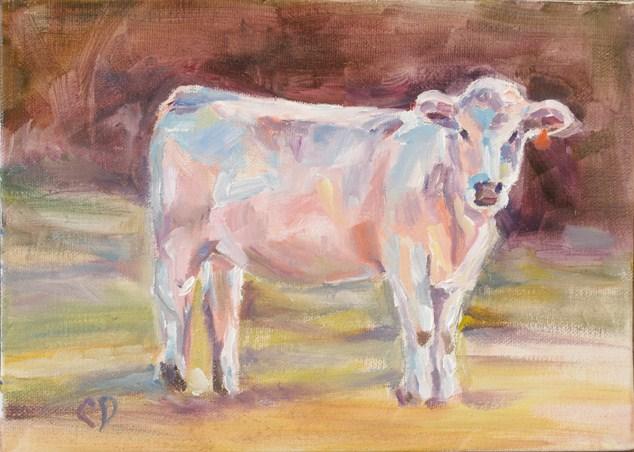 """Pastel Pearl"" original fine art by Carol DeMumbrum"