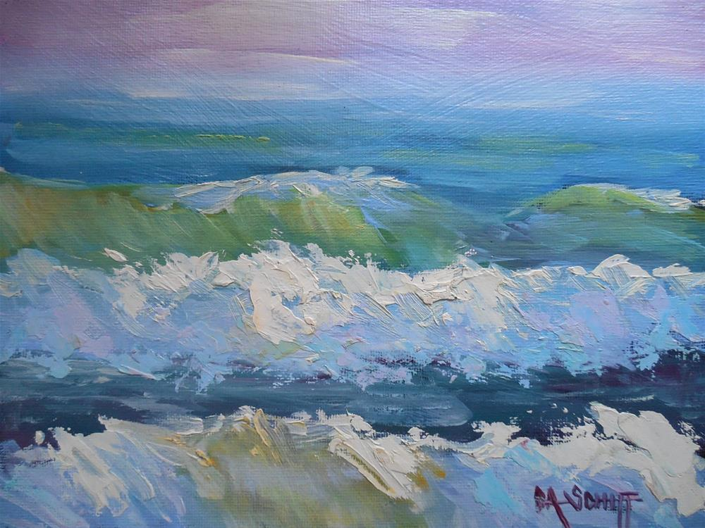"""Small Seascape 