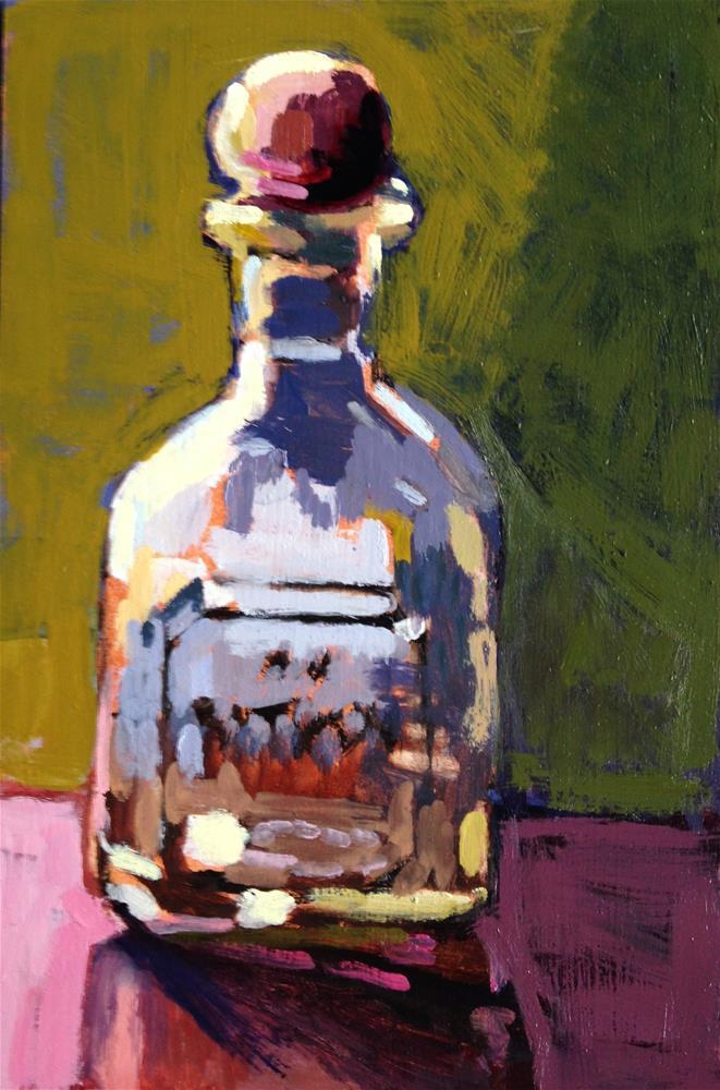"""Margaritaville"" original fine art by Pamela Hoffmeister"