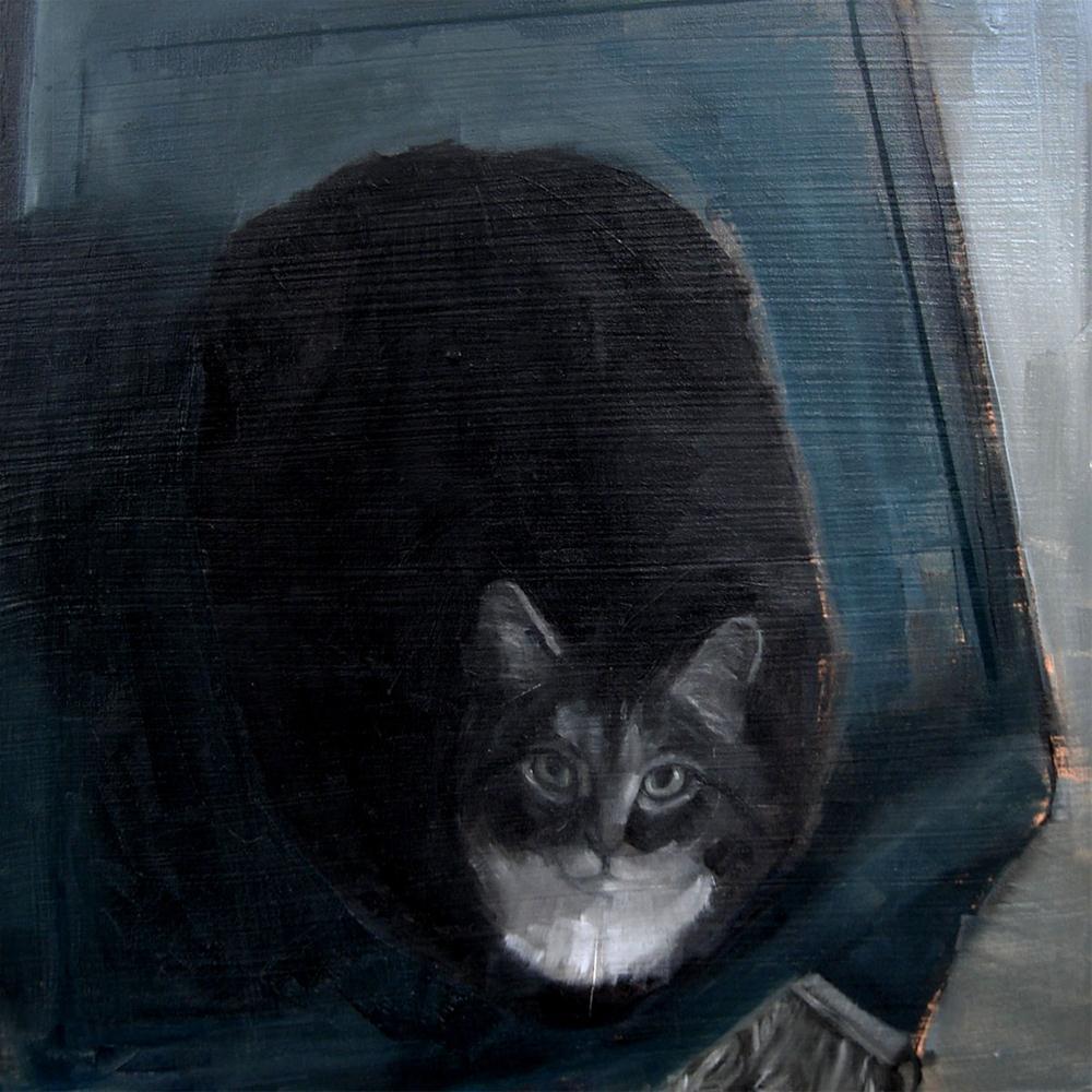 """""""Izzy (no.47)"""" original fine art by Michael William"""
