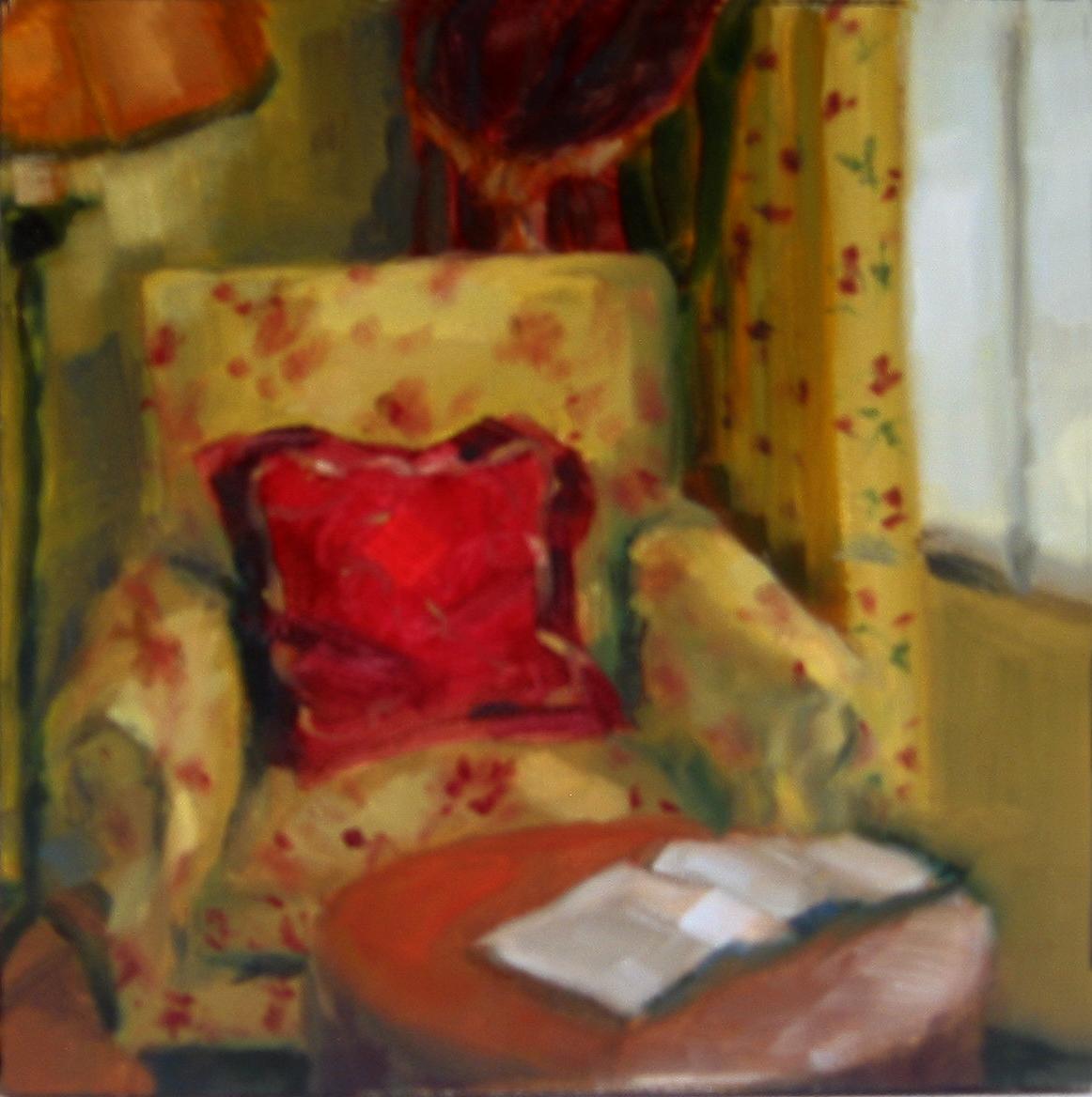 """""""Sweet Spot"""" original fine art by Nancy Parsons"""