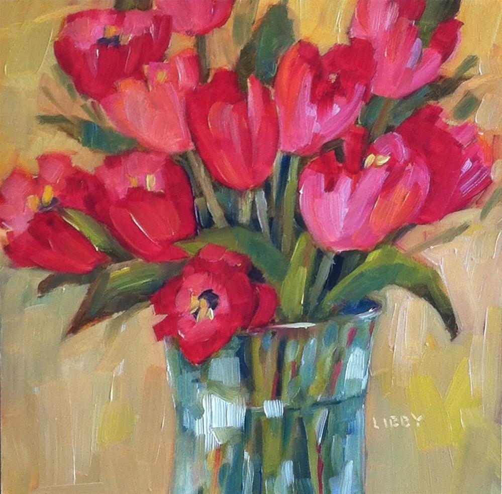 """Unity"" original fine art by Libby Anderson"
