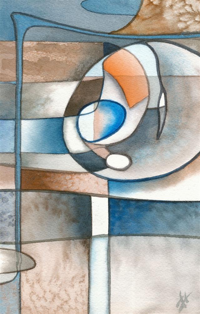 """Ikon"" original fine art by Mark Allison"