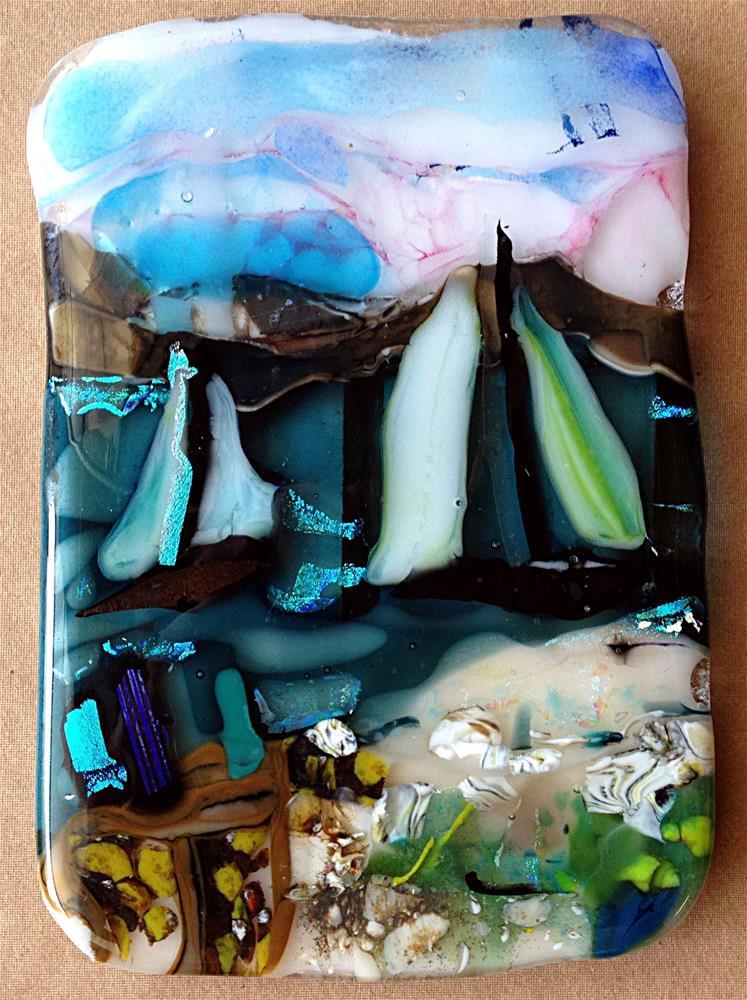 """Journey"" original fine art by Kristen Dukat"
