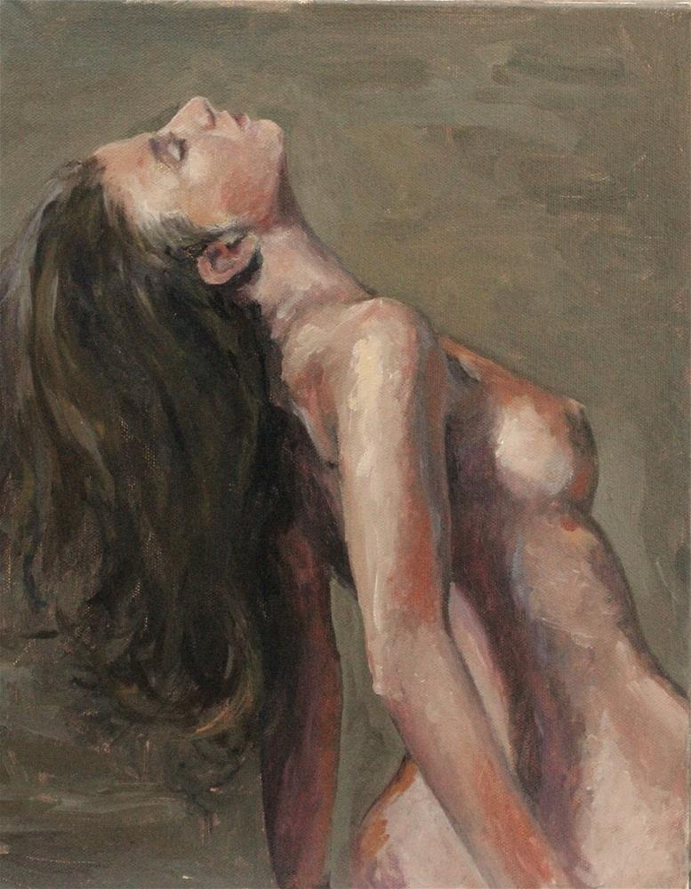 """Alive"" original fine art by Marco Vazquez"
