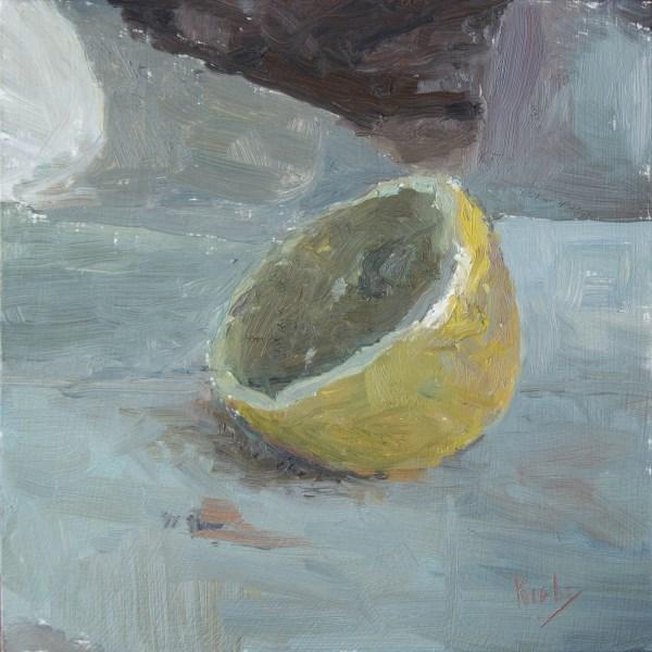"""""""Sur Le Tableau"""" original fine art by Randall Cogburn"""
