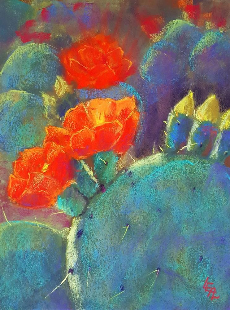 """Rotation"" original fine art by Anna Lisa Leal"