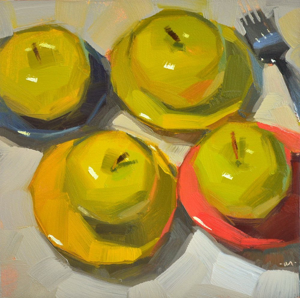 """Choices"" original fine art by Carol Marine"