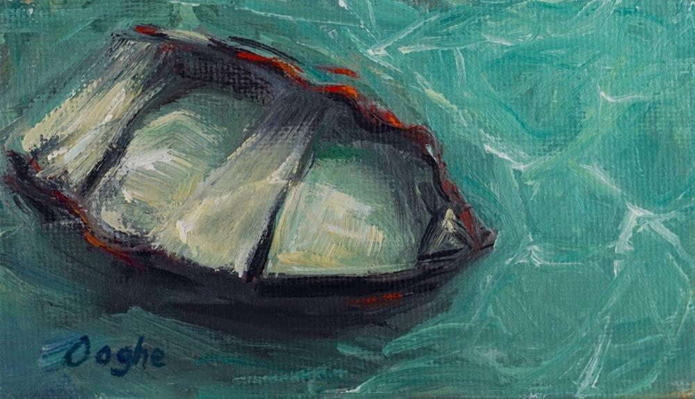 """Sunken"" original fine art by Angela Ooghe"