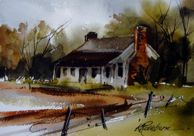 """Zorn Palette"" original fine art by Kathy Los-Rathburn"