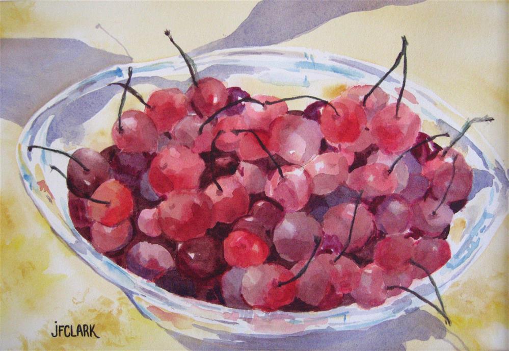 """Like Life"" original fine art by Judith Freeman Clark"