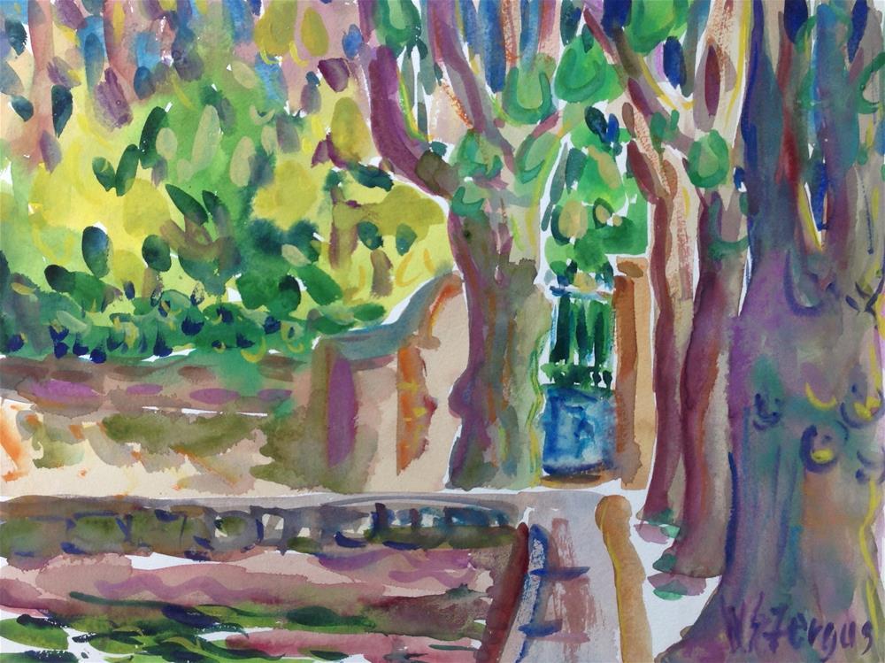 """More Than Meets the Eye"" original fine art by Virginia Fergus"