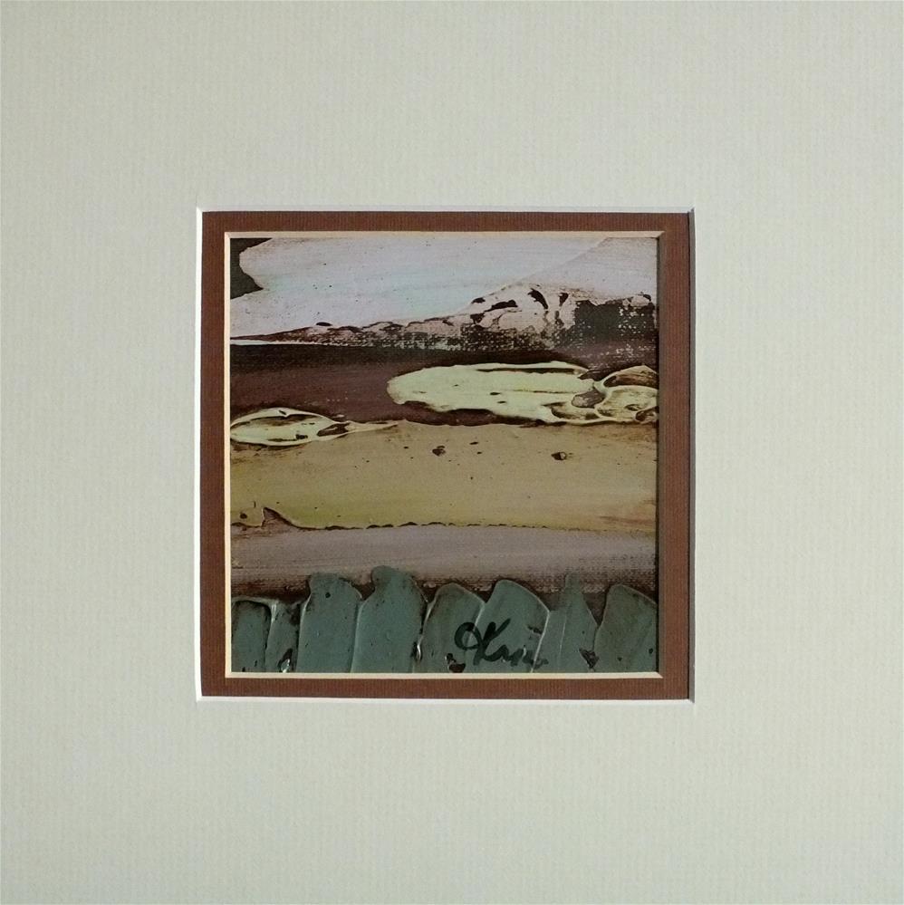 """Landscape 175"" original fine art by Ewa Kunicka"