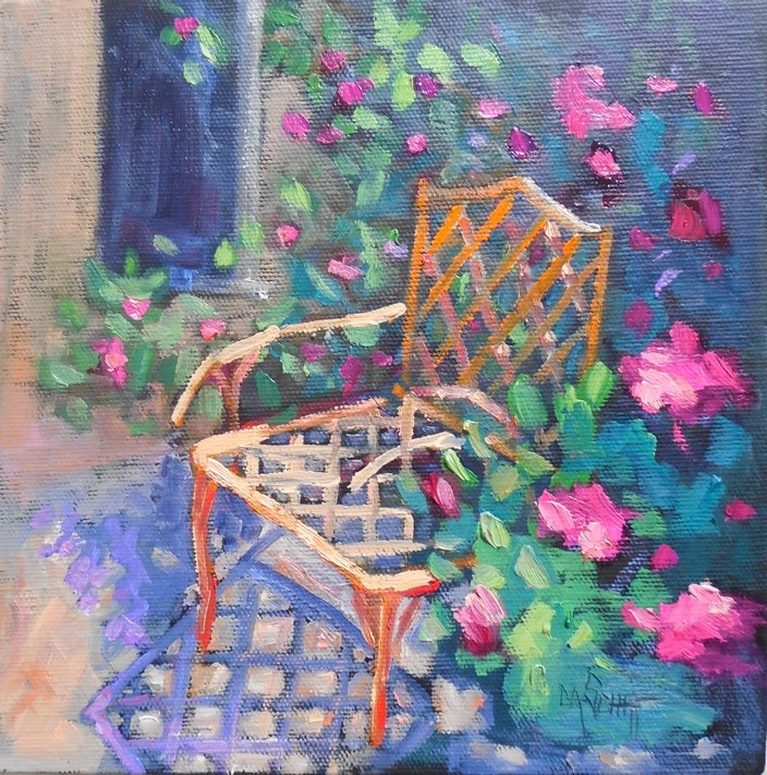 """Garden Painting 