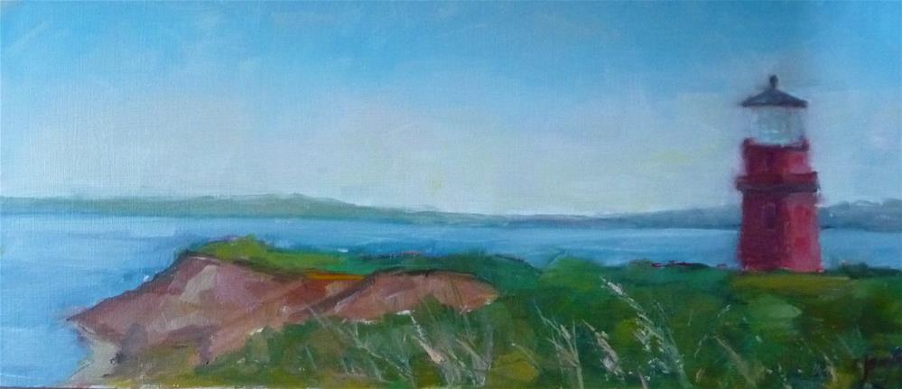 """Cape Cod"" original fine art by Carol Josefiak"