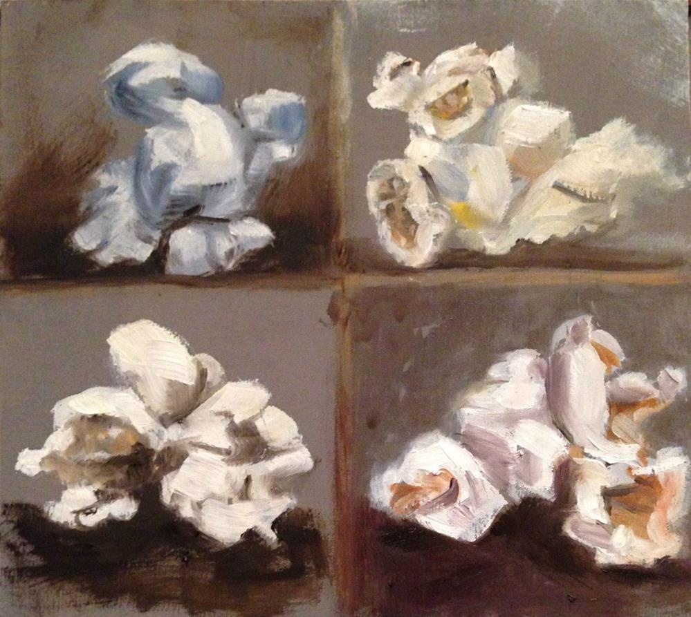 """10 Minutes A Piece"" original fine art by Beth Moreau"