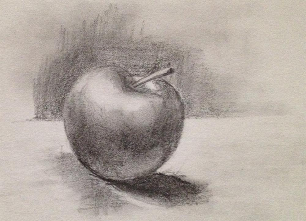 """Sketch"" original fine art by Gary Bruton"