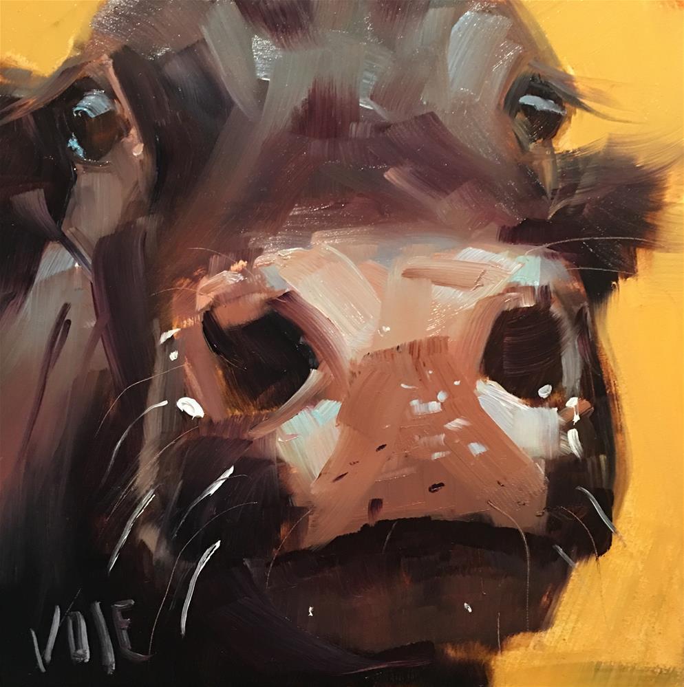 """#489 If I Fell"" original fine art by Patty Voje"