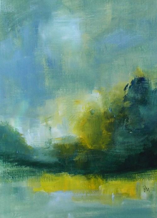 """""""Start of Summer"""" original fine art by Pamela Munger"""