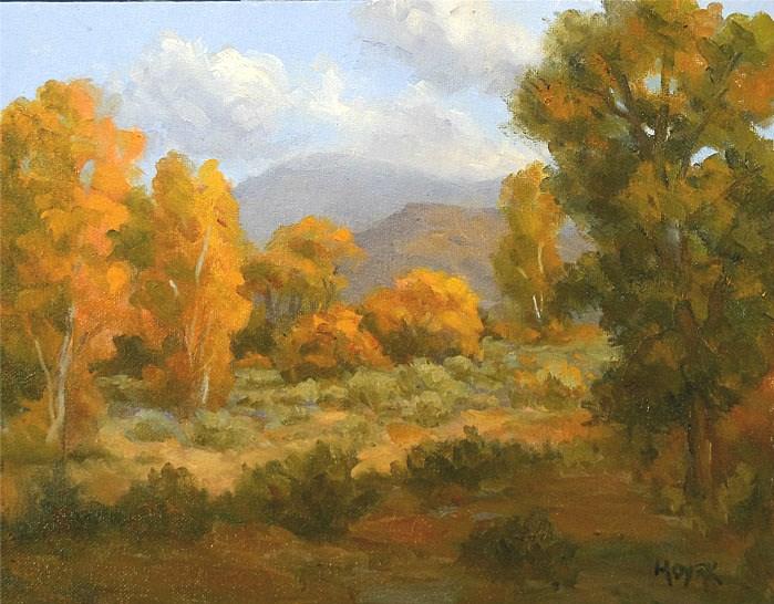 """untitled"" original fine art by Jim Moyer"