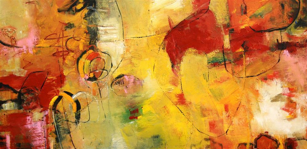 """Lumina"" original fine art by Elizabeth Chapman"