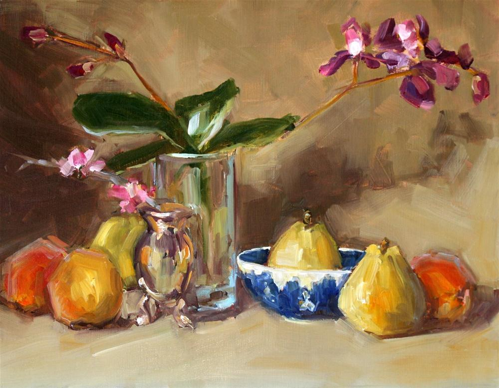 """medicinal medley"" original fine art by Carol Carmichael"