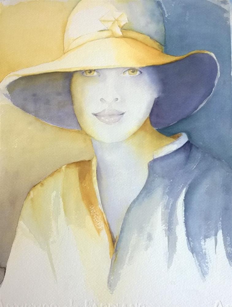 """Untitled"" original fine art by Crisynda Buss"