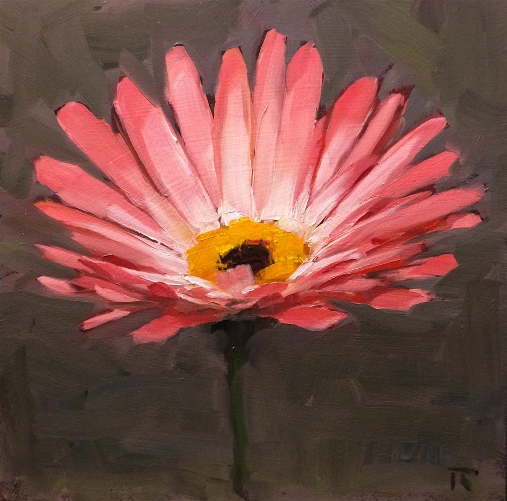 """No Name Flower"" original fine art by Thomas Ruckstuhl"