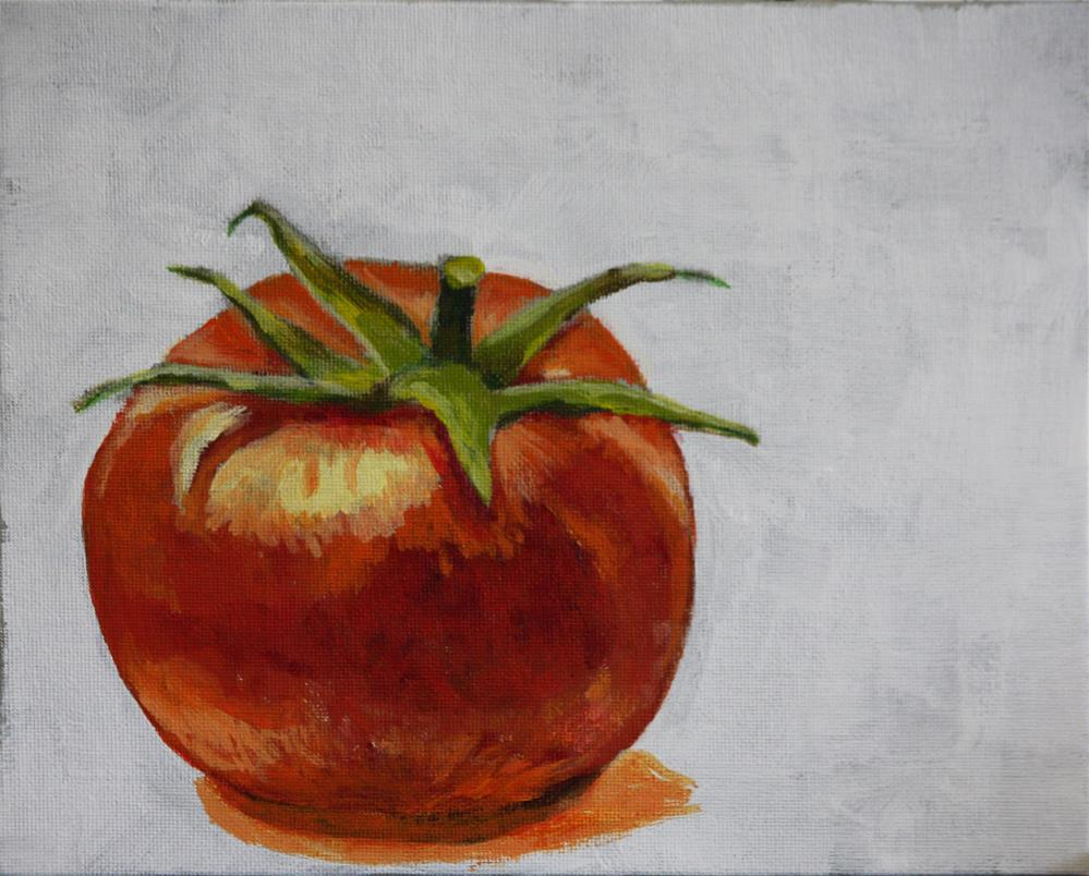 """Future Catsup"" original fine art by Terri-Anne Barge"