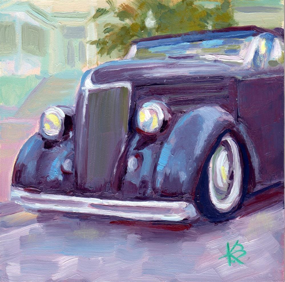 """Classic"" original fine art by Kathy Bodamer"