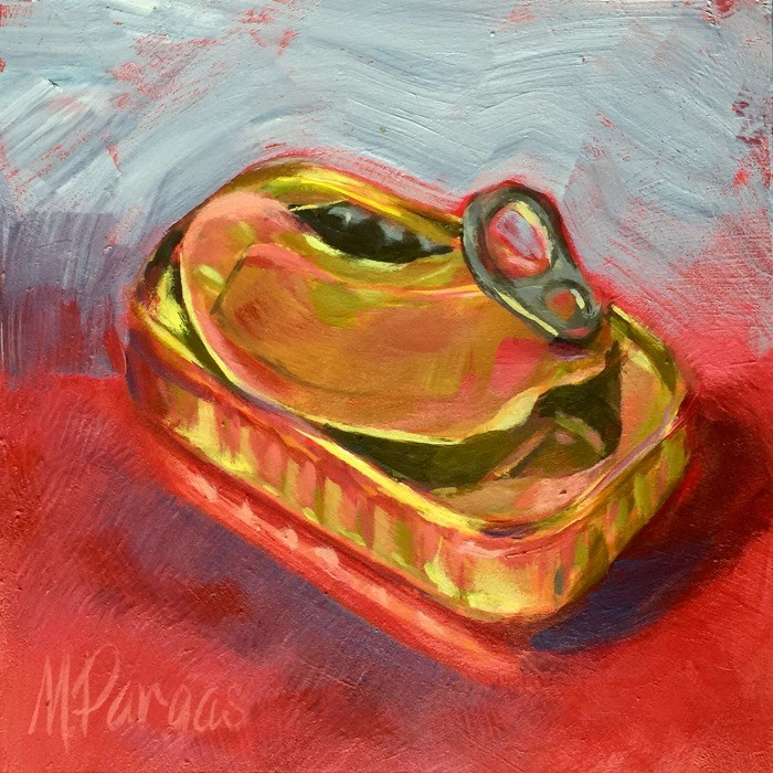 """Jailbreak"" original fine art by Mary Pargas"