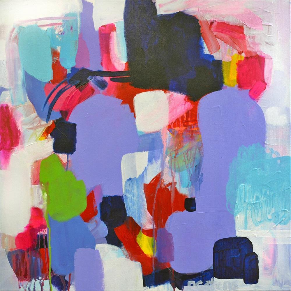"""Let's Dance"" original fine art by Pamela Gatens"
