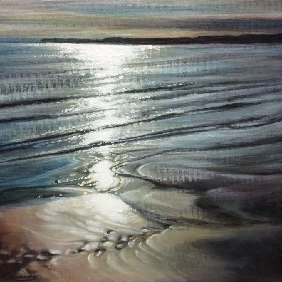 """""""Harmony"""" original fine art by Angela Hardy"""