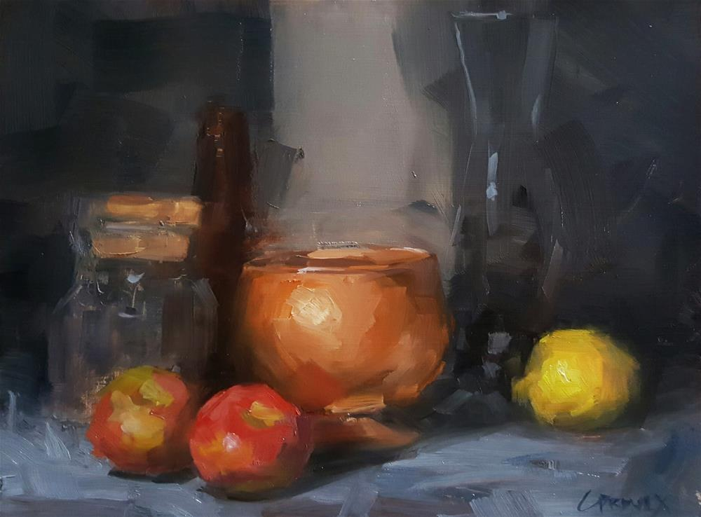 """Still Life"" original fine art by Cory Proulx"