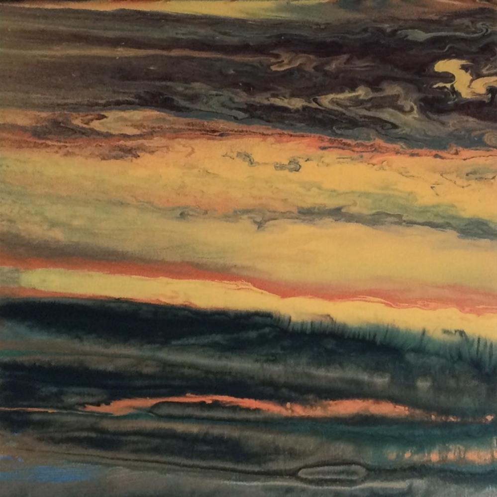 """Tempest by Kimberly Conrad"" original fine art by Kimberly Conrad"